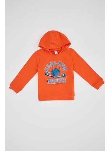DeFacto Sweatshirt Oranj